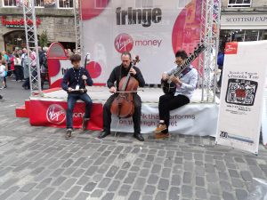 Busking at its finest