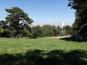 Parc des Buttes Chaumante