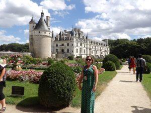Chateau Chenonceau - our favorite Loire Valley castle