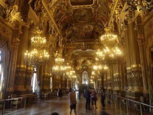The Opera - Palais Garnier