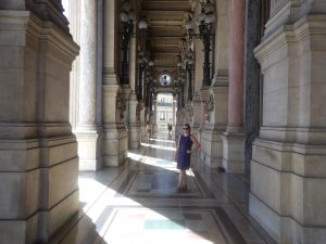 Tour of the Opera - Palais Garnier