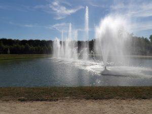 more dancing waters at Versailles