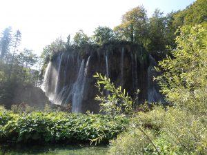 waterfalls everywhere - Plitvice Lakes National Park