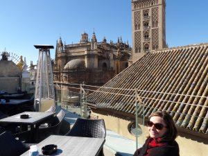rooftop deck #1