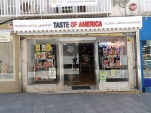 The Taste of America...really?