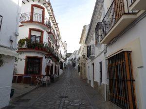 """probably our favorite """"Puebla Blanca"""", Zahara de la Sierra"""