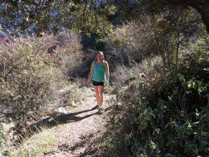 hiking near Grazalema!